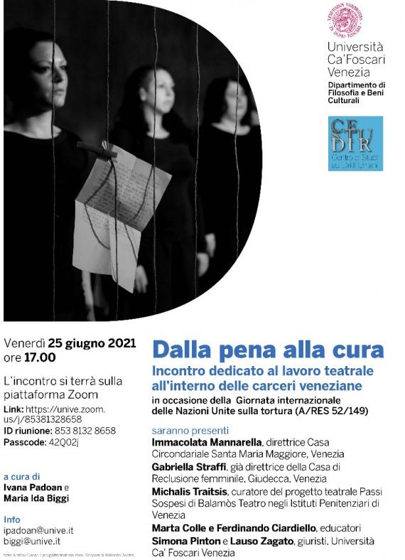 Salvatore Sasà Striano al festival Internazionale a Ferrara